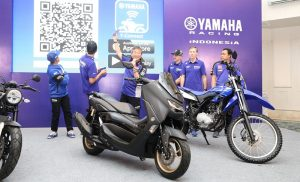 Harga All New Yamaha NMax Connected/ABS Diumumkan