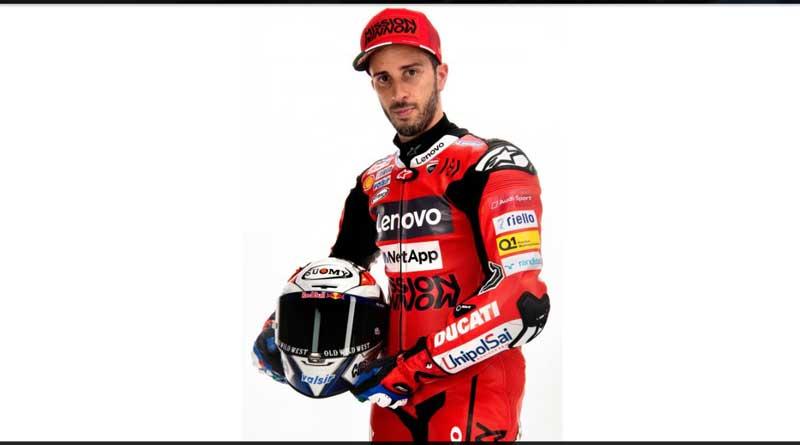Andrea Dovizioso kembali ke MotoGP