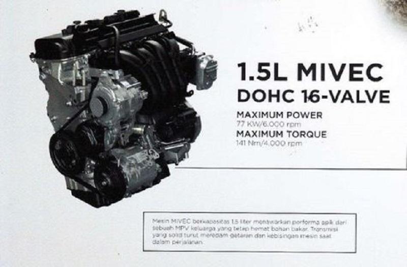 Mitsubishi Xpander 1.300cc
