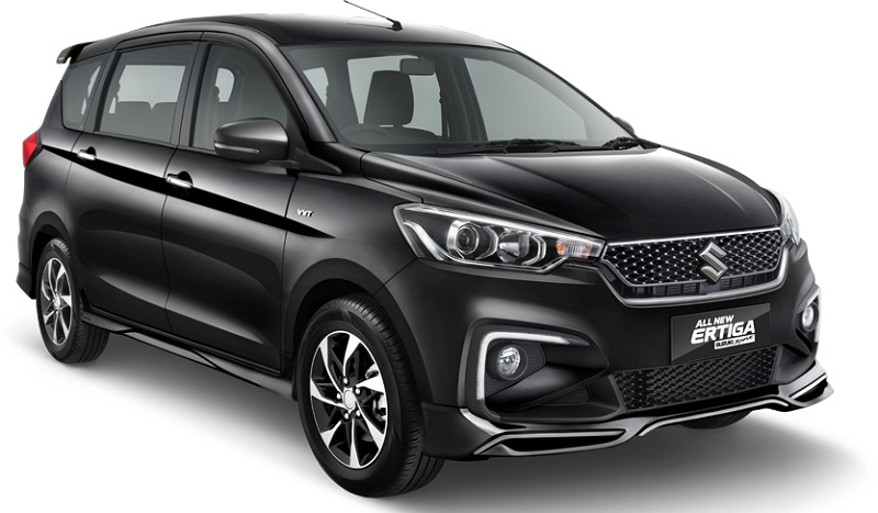 All New Ertiga Sport Edit