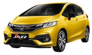 Honda Jazz Indonesia