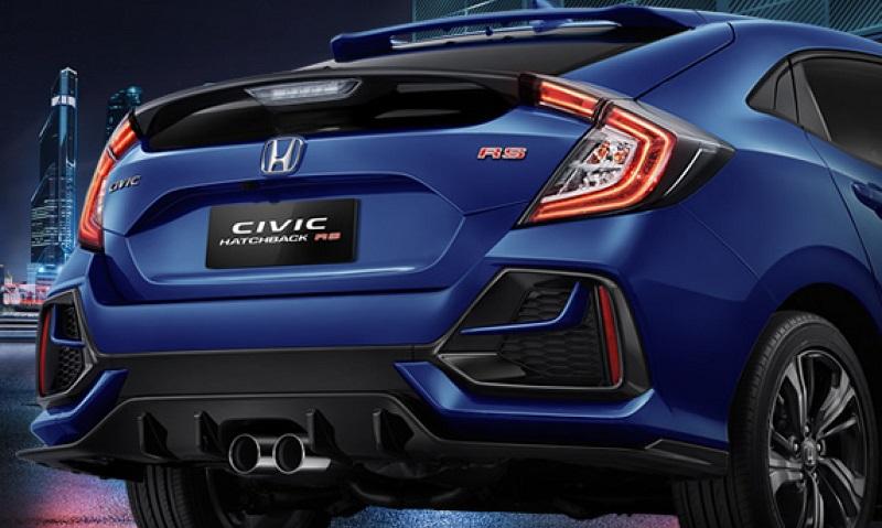 Harga Honda Civic Hatchback