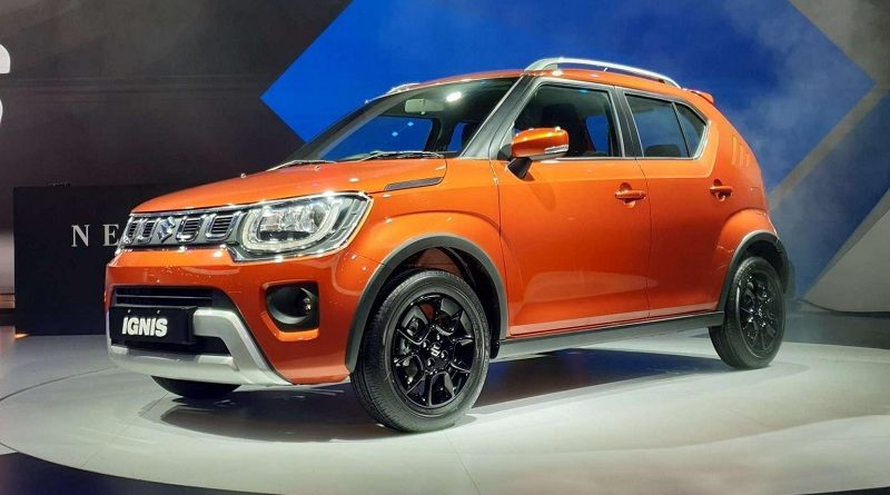 Penampilan Baru Suzuki Ignis