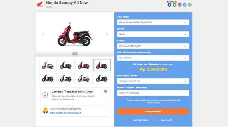 perbandingan-harga-tunai-dan-kredit-dari-honda-scoopy-sporty