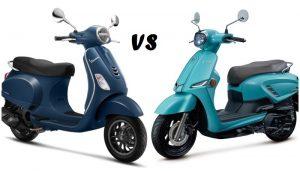 Suzuki Saluto vs Vespa LX 125 002