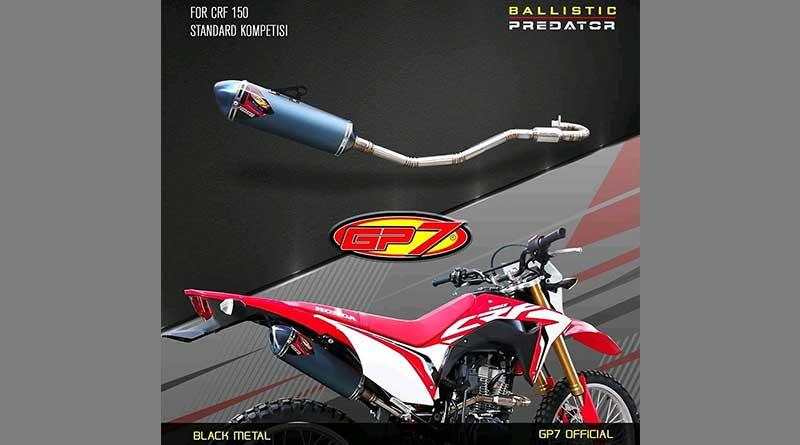 pilihan-knalpot-racing-crf150l-terbaik