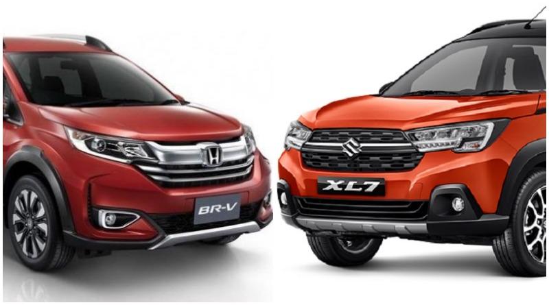 Suzuki XL7 Zeta Vs Honda BR V S