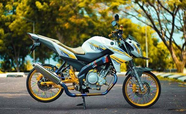 Yamaha Vixion Thailook