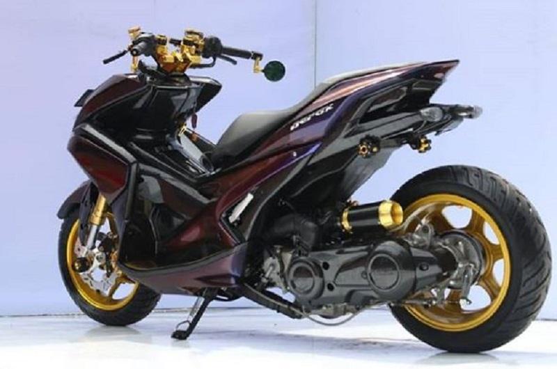 Aerox Low Rider 002