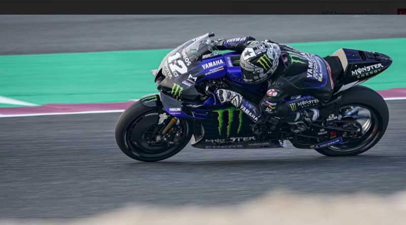 Yamaha Kuasai Tes Pra-Musim Qatar
