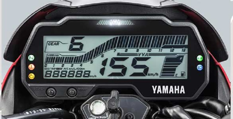 speedometer new vixion