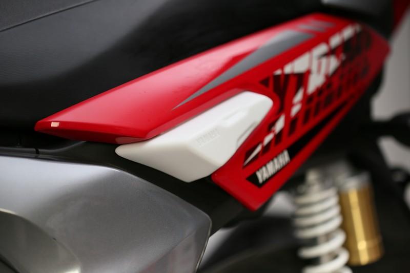rekomendasi aksesori keren untuk modifikasi motor X-Ride