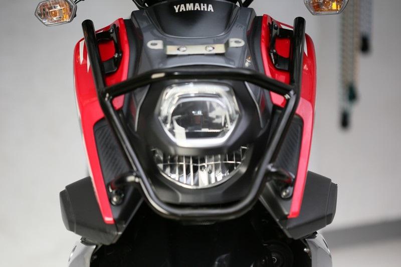 rekomendasi aksesori modifikasi motor x-ride