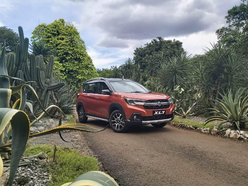 Suzuki XL7 diharapkan mampu meningkatkan penjualan Suzuki