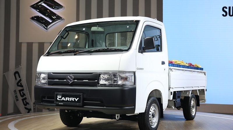 Penjualan Suzuki 2019
