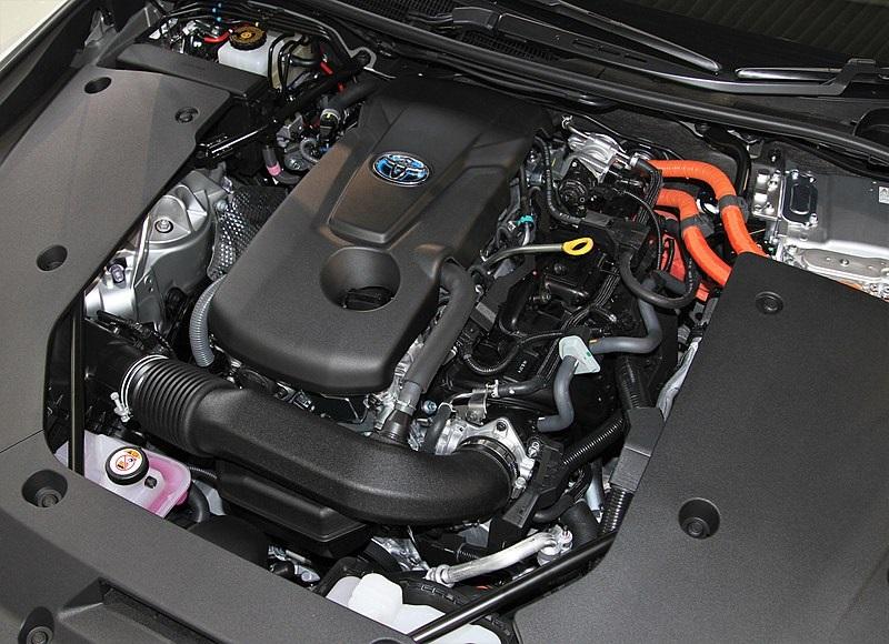 Mesin Toyota Alphard dan Vellfire 2020