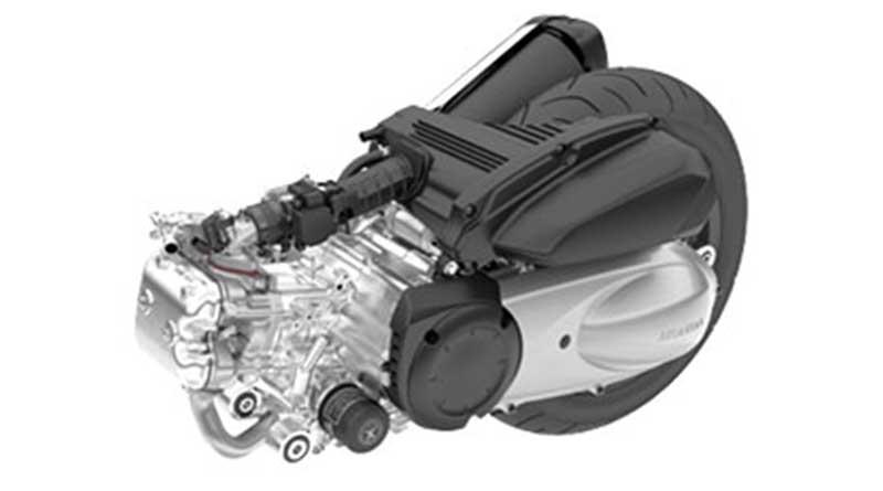 Mesin motor standar
