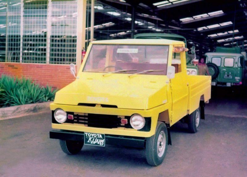 Sejarah Toyota Kijang di Indonesia