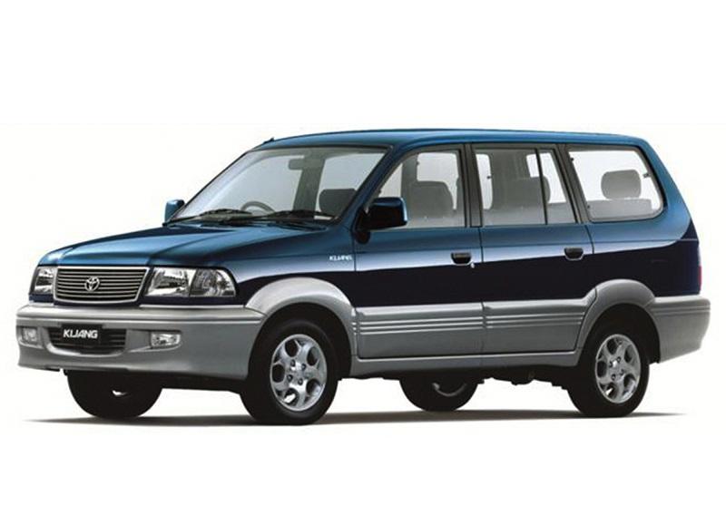 Toyota Kijang Kapsul