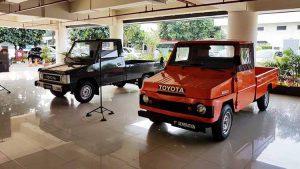 Toyota Kijang 40 tahun