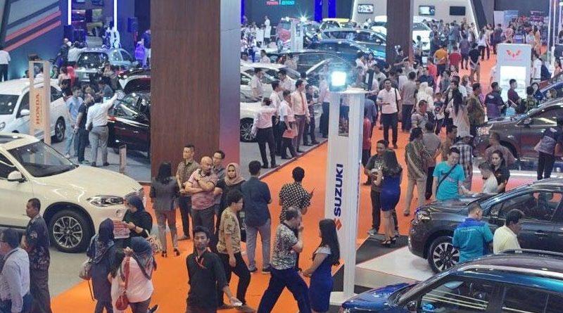 Penjualan mobil di awal 2020