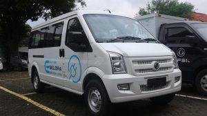 DFSK Gelora Minibus Listrik