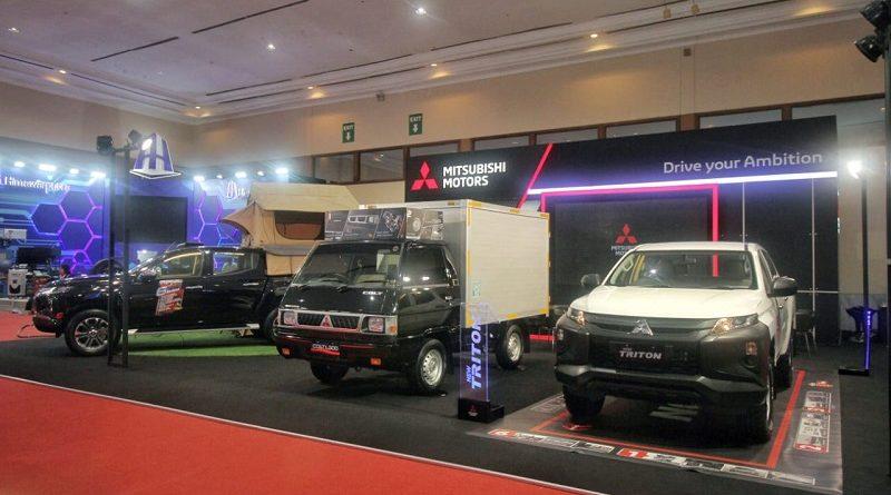 Mitsubishi Motors turut memeriahkan GIICOMVEC 2020
