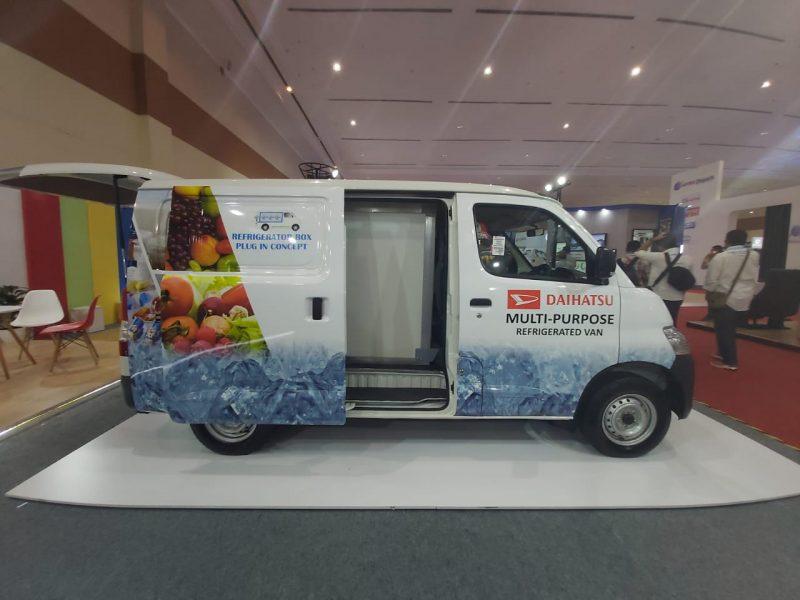 Daihatsu Gran Max Refrigerator