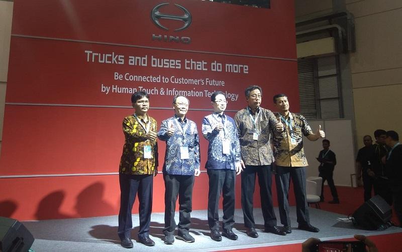 500.000 Hino di Indonesia