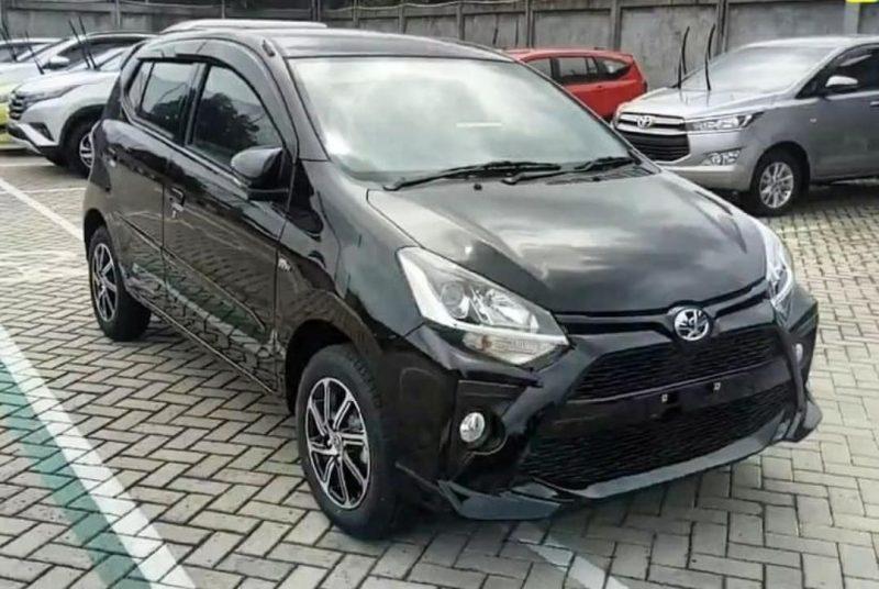 Toyota Agya model 2020 yang segera meluncur di Indonesia