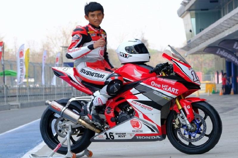 Pembalap motor indonesia berprestasi