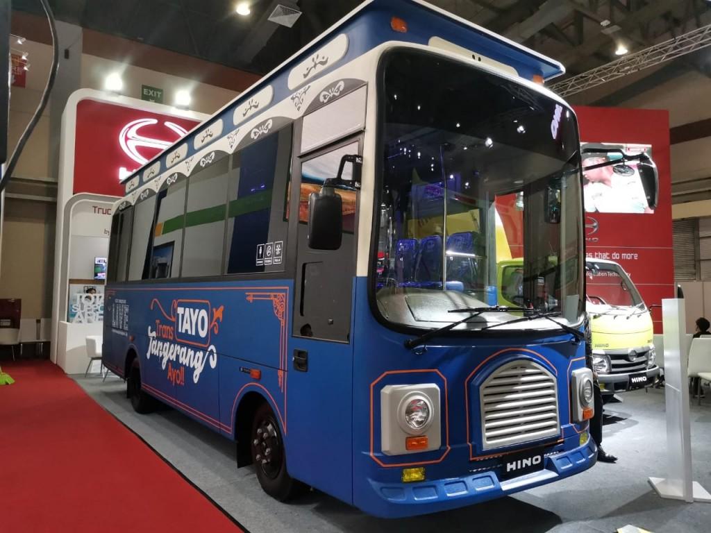 Bus Tayo kini layani masyarakat kota Tangerang