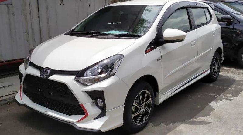 Perkiraan harga Toyota Agya facelift model 2020