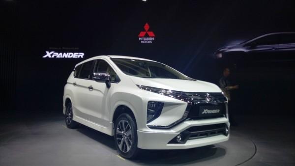 World Premiere Mitsubishi Xpander di 2017