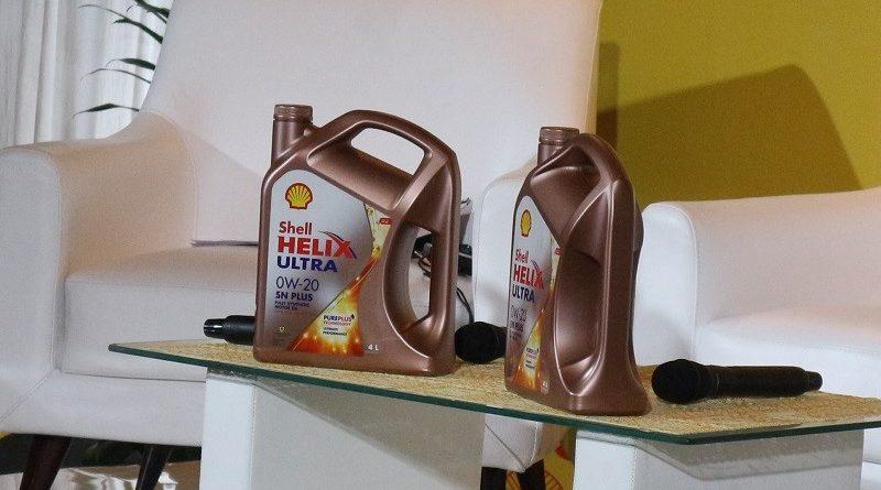Membedakan pelumas Shell Asli dan Palsu