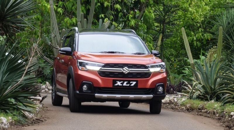 Suzuki XL7 Indonesia