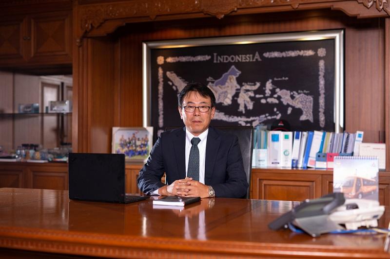 Atsushi Kurita Presiden Direktur KTB