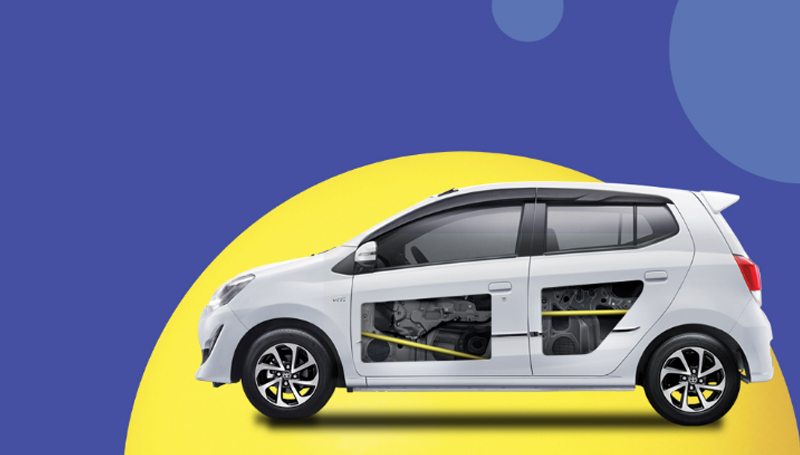 26 Ghea Detail Spesifikasi Toyota Agya 4