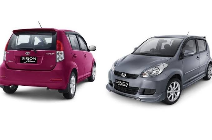 Daihatsu Sirion facelift 2009