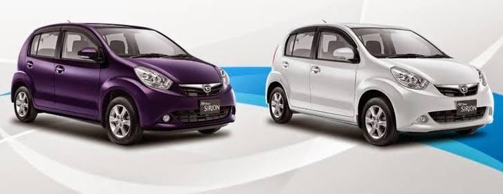 Daihatsu Sirion Generasi Kedua 2011
