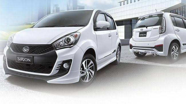 Daihatsu Sirion facelift 2015