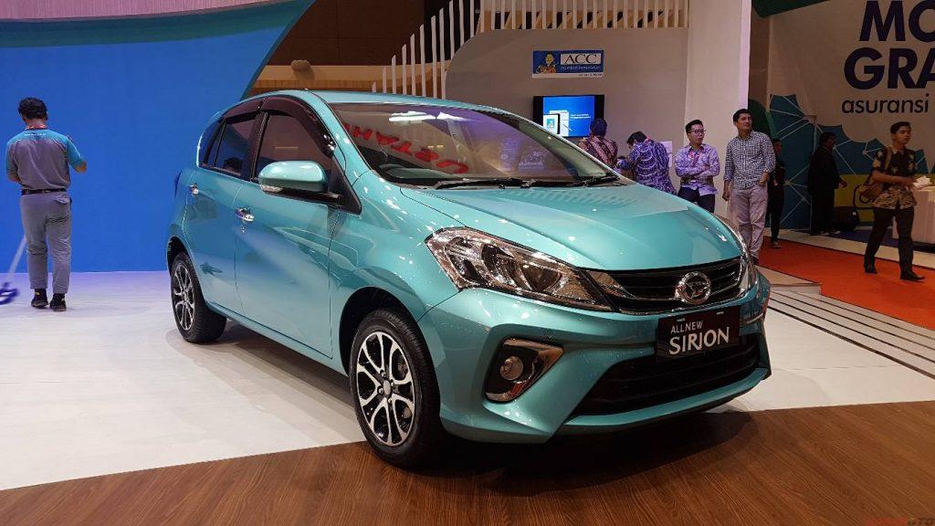 All New Daihatsu Sirion 2018