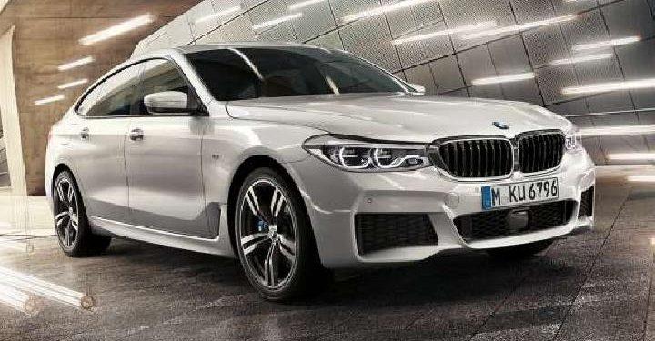 BMW seri 6 Gran Turismo Sport
