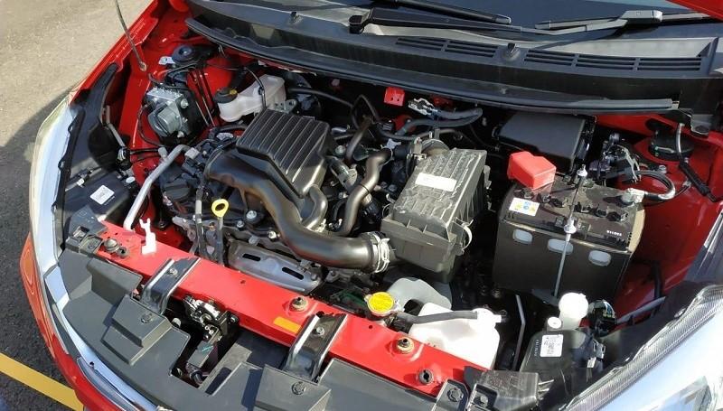 Spesifikasi Mesin Daihatsu Sirion
