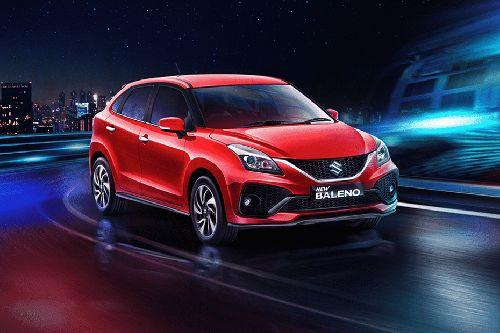 Suzuki Baleno 2020 Indonesia