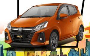 Daihatsu Ayla facelift meluncur