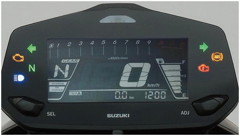 Suzuki Gixxer 2020 05