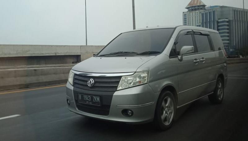 MPV DFSK masuk indonesia