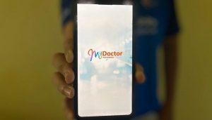 Aplikasi kesehatan MyDoctor Pertamina