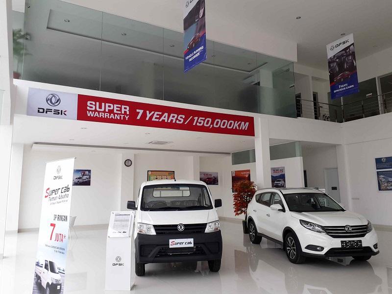 Dealer 3S DFSK Surabaya